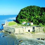 Foto da Ilha do Mel