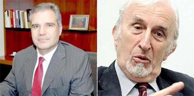 Luiz <b>Guilherme Marinoni</b> e Michele Taruffo - destque