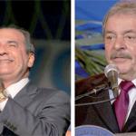 Silas Malafaia e Luiz Ignácio Lula da Silva: acusações