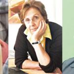 Leonor Demeterco de Oliveira, Maria Martha Reichmann e Eleidi Freire-Maia