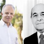 Miguel Krigsner e Tancredo Neves