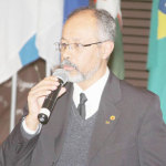 Mario Reikdal, representante consular da Islândia em Curitiba