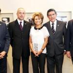 Os diretores de Prolik Advogados: Flávio Zanetti de Oliveira, Paulo Roberto Narezi, Heloísa Guarita de Souza, José Machado de Oliveira e Cícero Zanetti de Oliveira