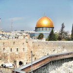 Monte do Templo em Jerusalém