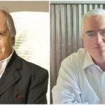 Ary Fontoura e Célio Heitor Guimarães