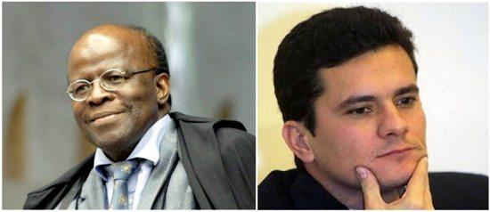 Joaquim Barbosa e  Sergio Moro: exceções