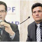 Deltan Dalagnol e Sergio Moro: preferidos?