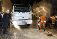 Rafael Valdomiro Greca de Macedo: apenas lava calçadas