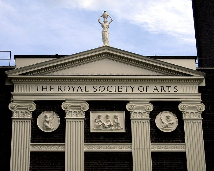 The Royal Institute of Arts, de Londres