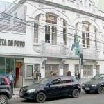 Casarão-sede da Gazeta do Povo