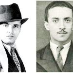 Cantor Jararaca e o compositor Vicente Paiva