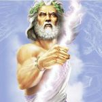 Zeus, que se 'manifesta' da Paulicéia