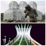 Brasília: entre o DF e Curitiba