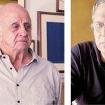 """Edson Gradia: lembrando mudança histórica; Ernani Buchmann: criador da camiseta das """"Diretas Já"""""""