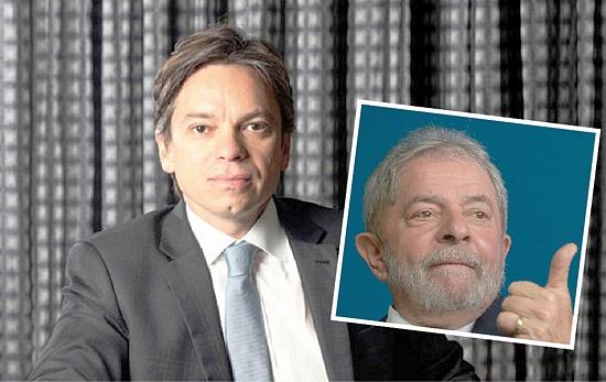Luiz Fernando Casagrande Pereira e Lula