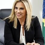 Cida Borghetti: ânimo redobrado