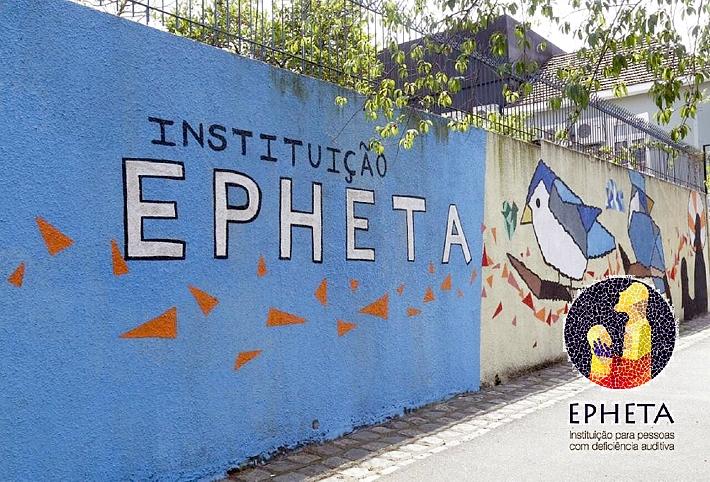 Escolha Epheta: fechada para surdos