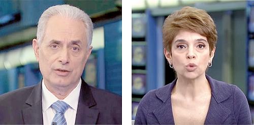 William Waack: sem desculpas; Renata Lo Prete: possível substituta.