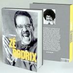 Livro sobre Zé Rodrix com lançamento marcado para hoje (dia 1º)