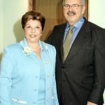 Belmiro Valverde Jobim Castor e Elizabeth Bettega Castor