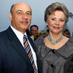 Luiz Fernando e Ellin de Queiroz: serviço comunitário gratuito