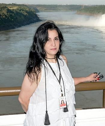 Jornalista Patricia Iunovich