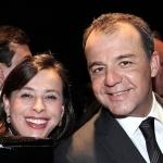 Sérgio Cabral e Adriana Ancelmo: em busca de benefício celeste