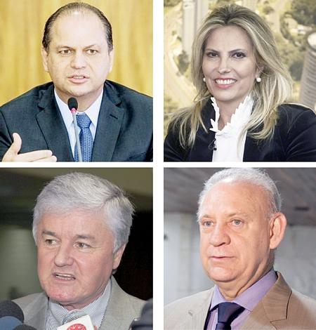 Ricardo Barros: articulador, sempre; Cida Borghetti: sem problemas; Valdir Rossoni: esperneando; Ademar Traiano: no mesmo coro