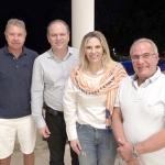 Joel Malucelli: 'Paraná em primeiro lugar'; Ricardo Barros e Cida Borghetti: amizade, antes da política; e o Coronel Sergio Malucelli