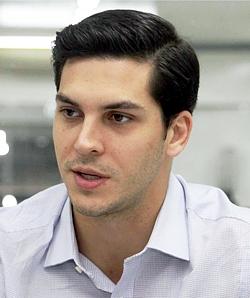 Marcello Richa: em plena e ampla campanha