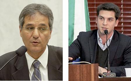 Pepe e Marcello Richa: ainda candidatos?