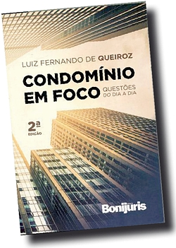 """Capa do livro """"Condomínio em Foco"""": um prédio de apartamentos é um microcosmo da civilização."""