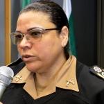 A Cel. Audilene em 2016 ocupa a Chefia do Estado Maior da PMPR