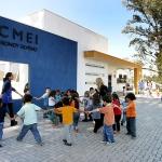 Creche municipal (Foto: Valdecir Galor/SMCS)