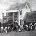 Residência Saade em 1900 - Mafra