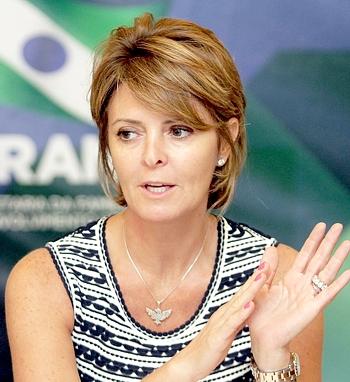 Fernanda Richa: deve deixar governo dia 30