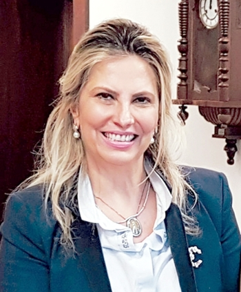 """Cida Borghetti: descobriu """"ovos de Colombo"""""""