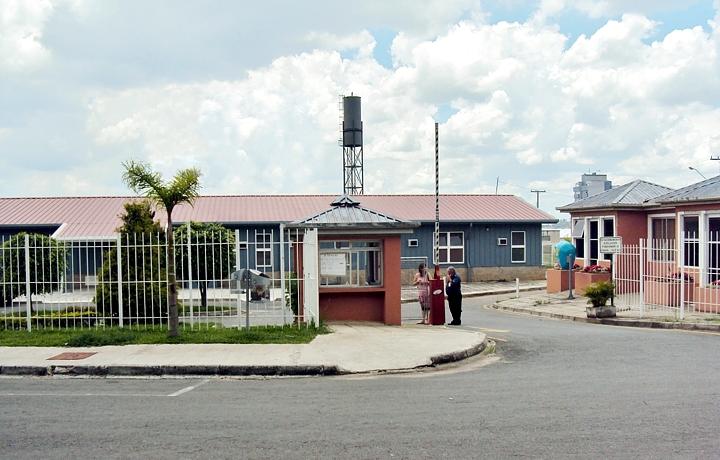 Um hospital, como o de Pinhais, gerido pelo Pró Saúde