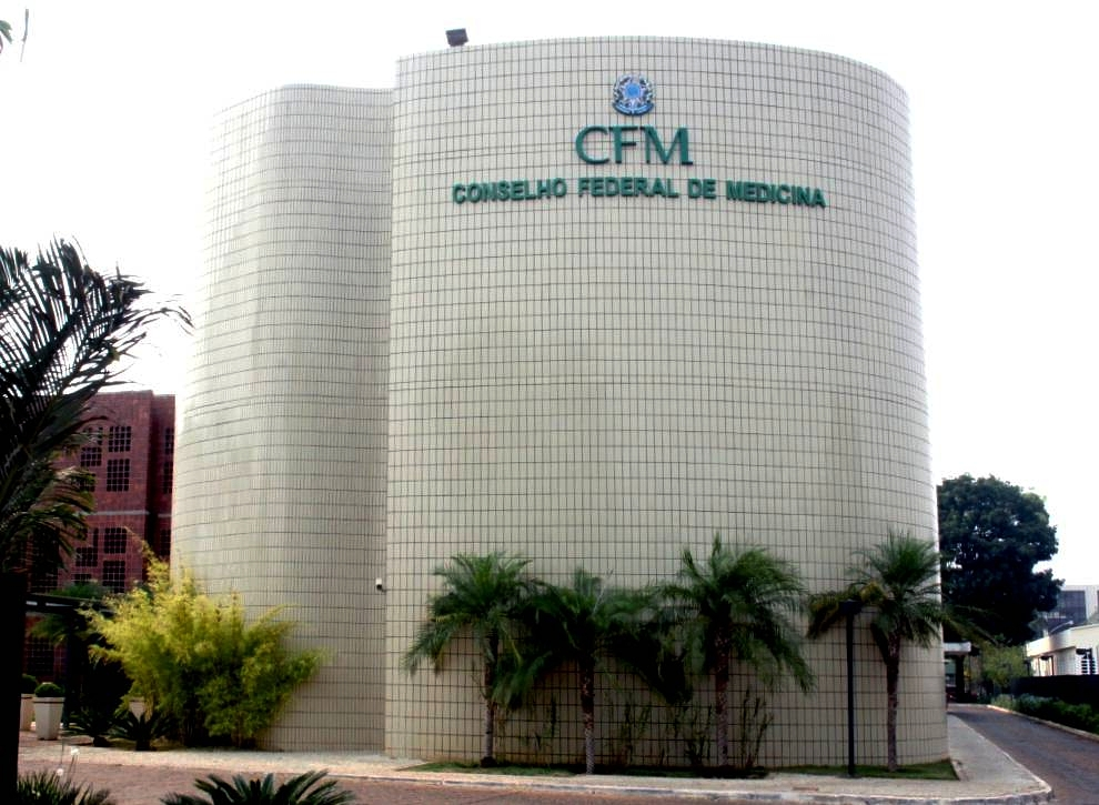 CFM, em Brasília