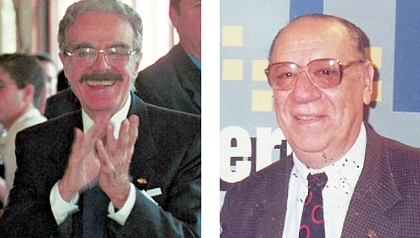 Francisco Cunha Pereira Filho e Anfrísio Siqueira: da velha Boca